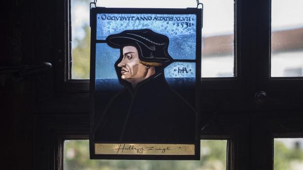 Inspiriert noch heute: Reformator Ulrich Zwingli.
