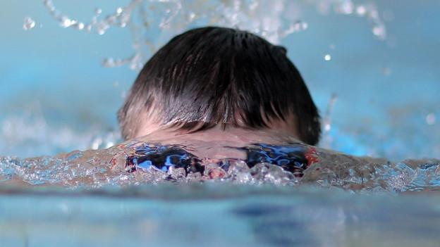 Lehrplan 21: Schwimmunterricht ist eine Herausforderung