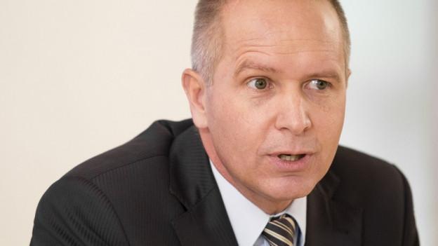 Seine Rolle im Fachhochschulrat ist umstritten: Stefan Kölliker (SVP) wird sich im Parlament erklären müssen.