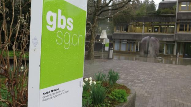 Gewerbliches Berufs- und Weiterbildungszentrum St. Gallen.