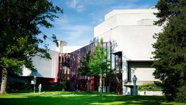 Das Stadttheater St. Gallen soll saniert werden. Der Kantonsrat hat grünes Licht gegeben