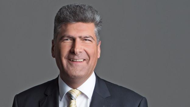 Boris Tschirky soll St.Galler Stadtrat für die CVP werden.
