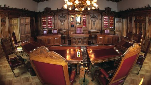 Leisere Rufe nach einem Ostschweizer Sitz im Bundesrat