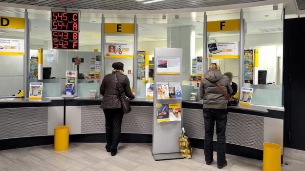 Jede dritte Postfiliale im Thurgau bedroht