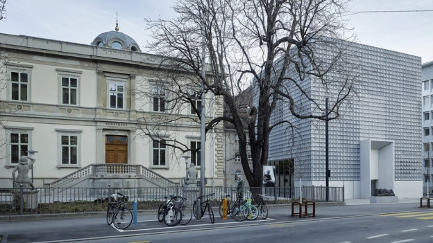 In den Schlagzeilen: Das Bündner Kunstmuseum in Chur.