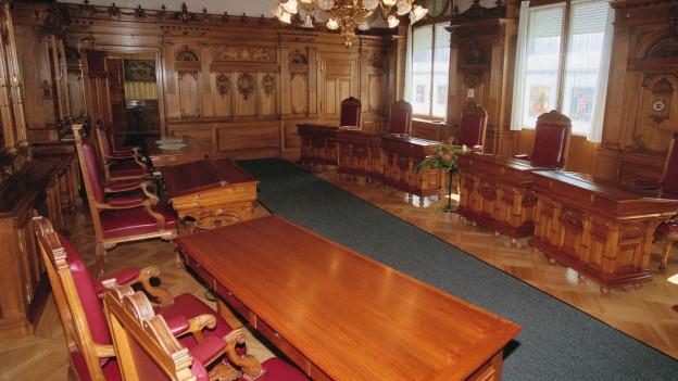 Die Ostschweiz stellt keinen Anspruch auf einen Bundesratssitz.