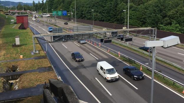 Die Stadtautobahn St.Gallen wird 30jährig.