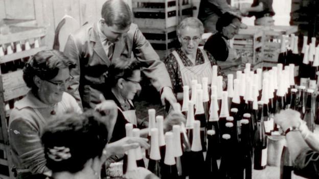 Das Familienunternehmen Rimuss- und Weinkellerei Rahm AG verkauft jährlich rund sechs Millionen Flaschen Wein- und Traubensaftspezialitäten.