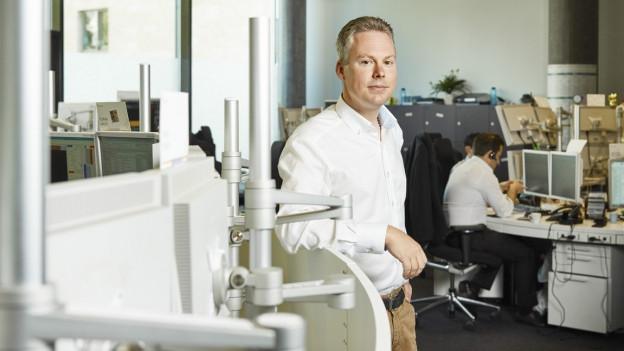 Jan Schoch gab vor zehn Tagen seinen Rücktritt bekannt