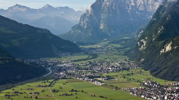 Glarus Nord verfügt über 43 Ha Bauland, das zurückgezont werden muss.