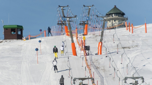Wintersportler wollen früher auf die Piste
