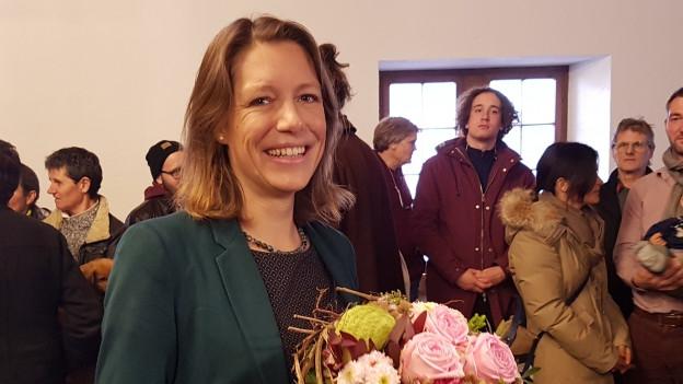 Sonja Lüthi neue Stadträtin