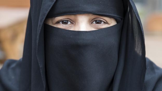 Kanton St. Gallen sagt Ja zum Burka-Verbot.