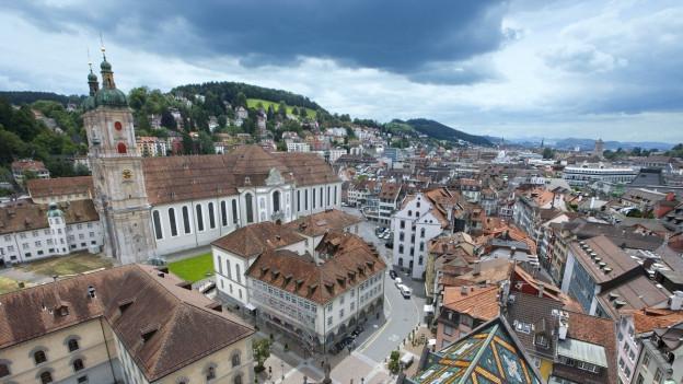 3,5 Millionen Franken für St.Galler Tourismus