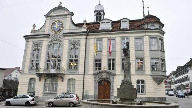 Budgetdebatte Thurgau