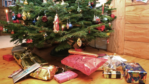 Nicht immer verläuft das Weihnachtsfest harmonisch.
