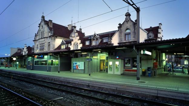 Bahnhof Rapperswil SG