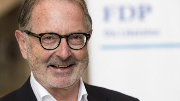 Thurgauer FDP-Politiker Hermann Hess tritt als Nationalrat zurück