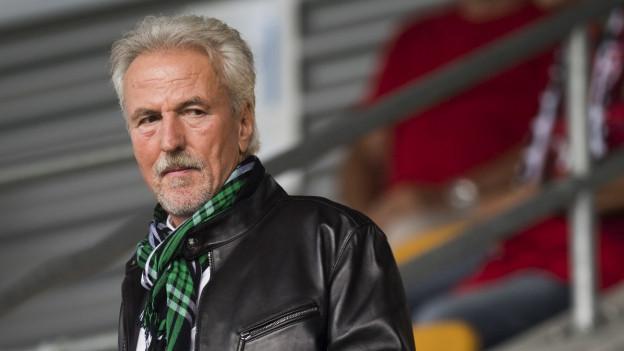 Dölf Früh ist nicht mehr am Ostschweizer Super-Leaugue-Klub beteiligt.