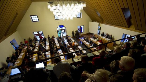 St. Galler Stadtparlament genehmigt Rechnung 2016