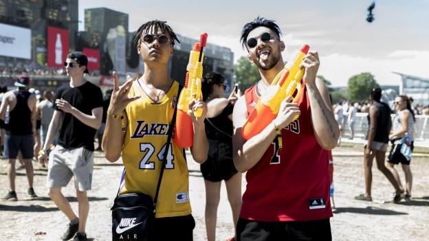 Das grösste Hiphop-Festival Europas steht vor der Tür