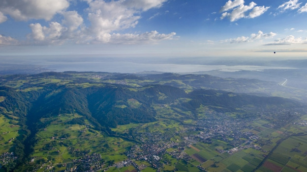 Metropolitanraum Ostschweiz