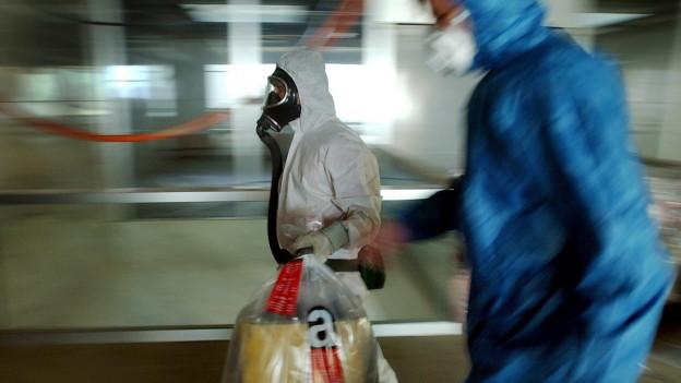 Asbest in Gossauer Schulhaus gefunden