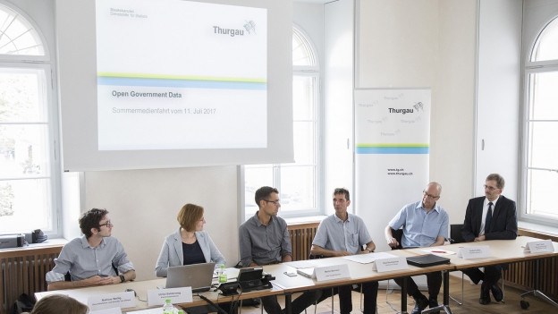 Der Thurgau stellt einen Teil seiner Daten der Öffentlichkeit zur Verfügung.