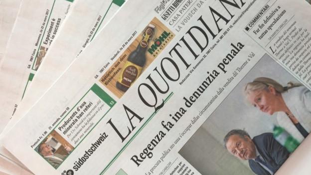 Leser setzen sich für Quotidiana ein