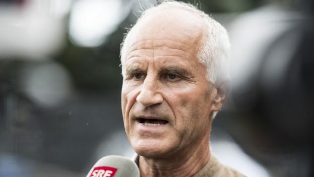 Kantonstierarzt Paul Witzig soll sein Amt zugunsten des Pferdezüchters missbraucht haben.