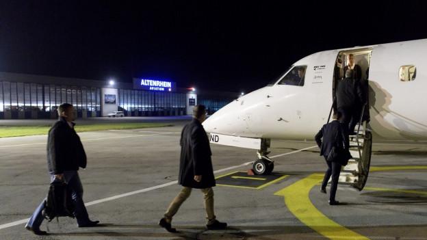 Flughafen Altenrhein
