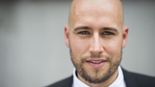 SP-Glarus-Präsident und Anwalt Jacques Marti ist seit fünf Jahren Amtsverteidiger.