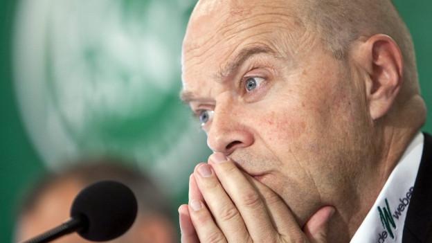 Der ehemalige Präsident tritt per sofort aus dem Verwaltungsrat der FC St.Gallen AG zurück.