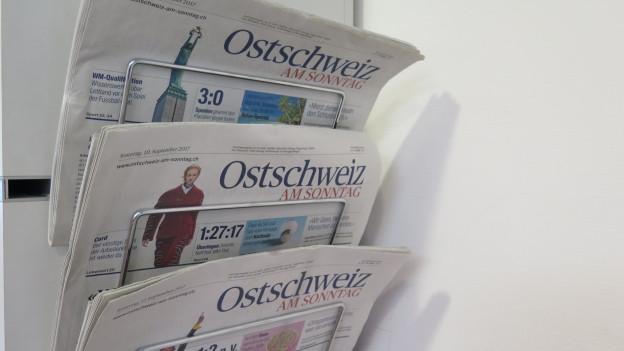 Ostschweiz am Sonntag