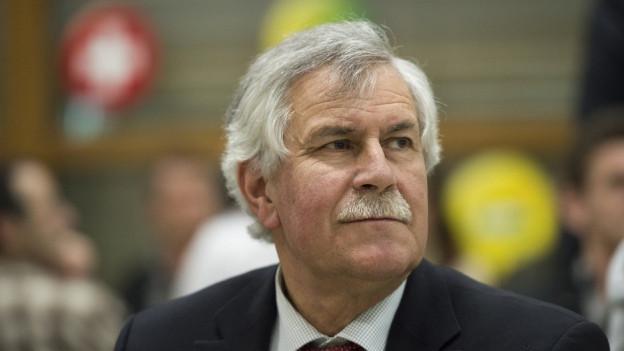 Hansjörg Walter tritt zurück
