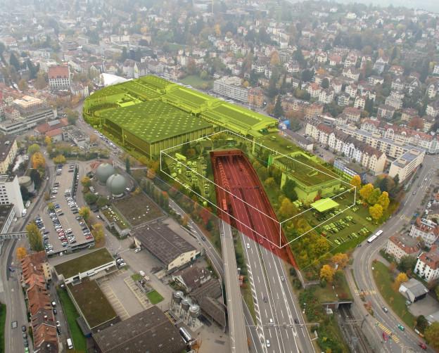 Stadtparlament stimmt Olmadeckel zu