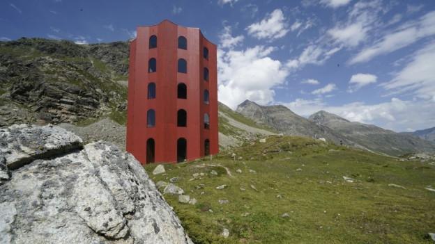 Für den ganzjährigen Betrieb des Origen-Turms fehlt noch Geld.