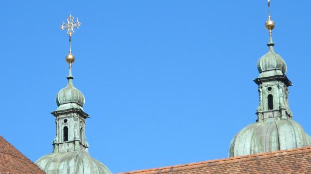 Türme des Klosters St. Gallen
