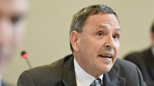 Regierungsrat Martin Jäger führt die Projektgruppe an.
