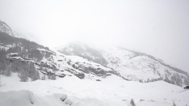 Höchste Lawinenwarnstufe in weiten Teilen der Alpen