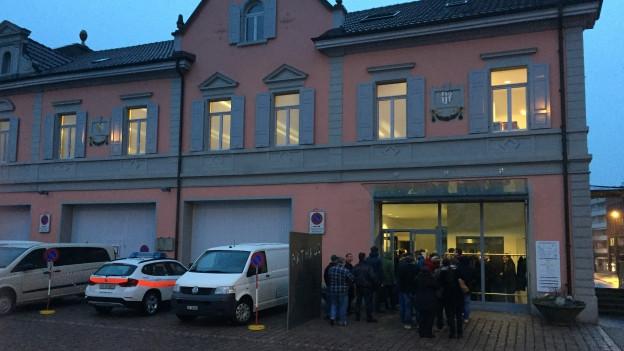 Bezirksgericht Kreuzlingen gibt Urteile im Fall Kümmertshausen bekannt.