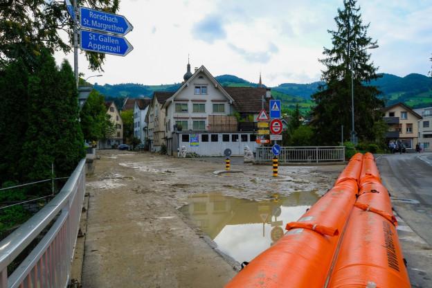 Altstätten will sich vor Hochwasser schützen