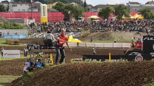 Motocross in Frauenfeld