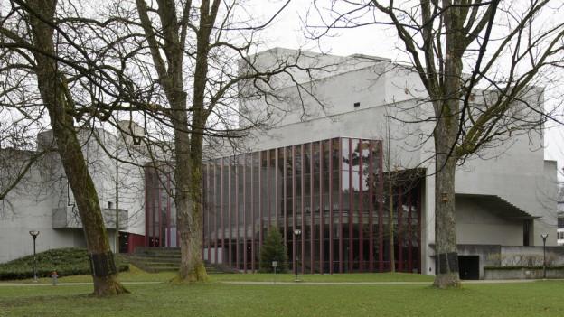 Stadttheater St. Gallen kann saniert werden.