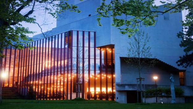 Das Theater St.Gallen kommt in ein Provisorium.