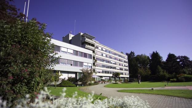 Das Spital Herisau ist teil des SVAR