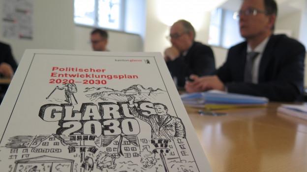 Politischer Kompass für das Glarnerland