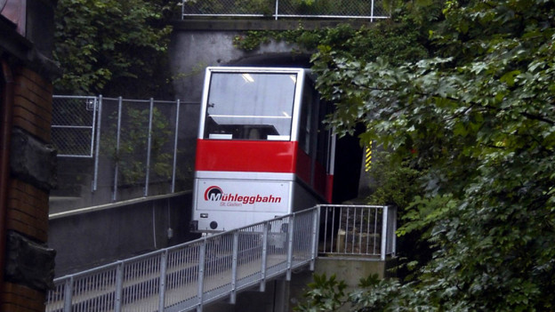 Mühleggbahn