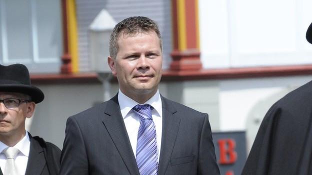 Einziger offizieller Kandidat ist Daniel Fässler.