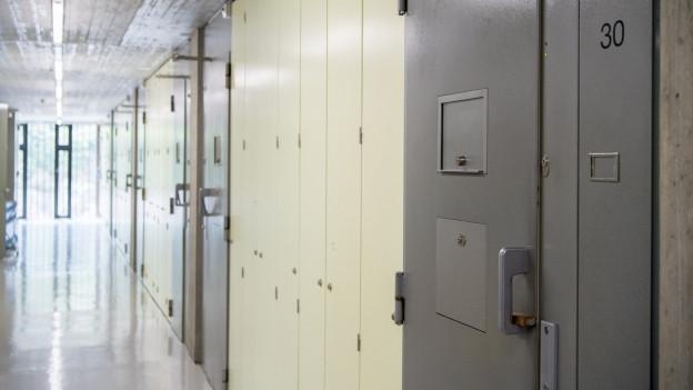Die Haftanstalt in Frauenfeld soll ausgebaut werden.